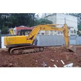 Vendo Maquina Escavadeira Hidraul. Hyundai2008 Único Dono