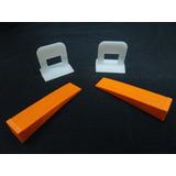 Nivelador Separador Porcelanatos Y Ceramicos X150 Unidades