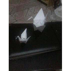 Origami Tsuru 100 Un. De 10 Cm Cada Pronta Entrega
