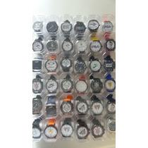 Relógios Masculinos Kit Com 10 Revenda P/ O Natal