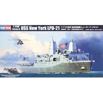 Navio Transporte Anfibio Uss New York Lpd-21 - Hobbyboss