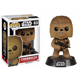 Chewbacca Funko Pop Pelicula Star Wars George Lucas Chubaca
