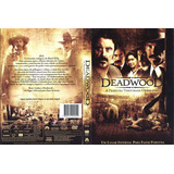 Deadwood A Primeira Temporada Box Dvd Original Novo