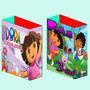Dora La Exploradora Sorpresitas Cumpleaños Personalizado X10