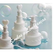 24 Bolhas De Sabão Bolinho P/casamento (1,20 Cada)
