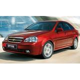 Neblineros Chevrolet Optra 2006-2014 Kit Completo