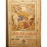 Antiguo Libro 3ero. J. H. Figueira,1940. Detalles Foto 3 Y 4