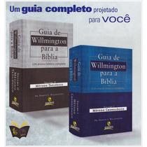 Guia De Willmington Para A Bíblia / Ed. Central Gospel - 2 V