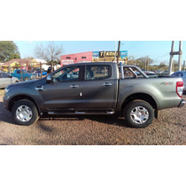 Ford Ranger Xlt 4x4 At, No Toyota, Con Usado Y Financiacion!