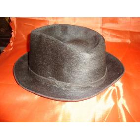 Antiguo Lote De Sombreros De Caballero