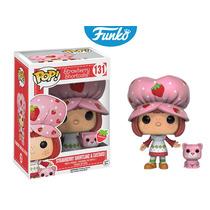 Strawberry Shortcake Funko Pop Rosita Fresita Con Olor