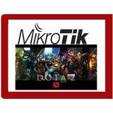 Mikrotik, Dota2, Lan Center, Juegos Online Profesional