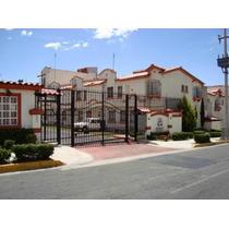 Casa Fracc. Villa Del Real Priv Camporreal 3a Secc Tecámac
