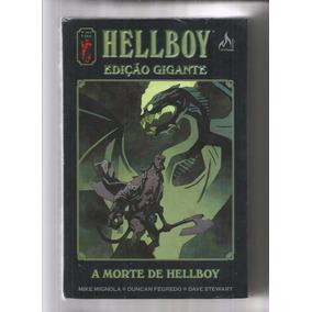A Morte De Hellboy - Mythos - Bonellihq Cx486 I17