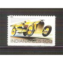 2011 Estados Unidos Autos De Carreras Indianapolis 500 Mnh