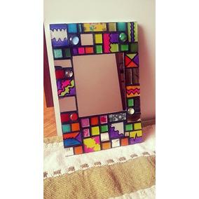 Espejos Super Coloridos Para Cualquier Ambiente!!!