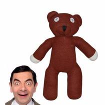 Urso Teddy Mr. Bean De Pelúcia Ursinho Ted Importado