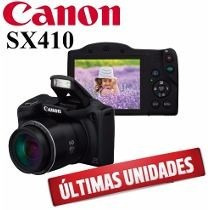 Camara Canon Sx 410 Is Semi/profecional Nueva Garantia
