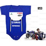 Jorge Lorenzo Body Infantil Moto Gp Corrida Moto Yamaha