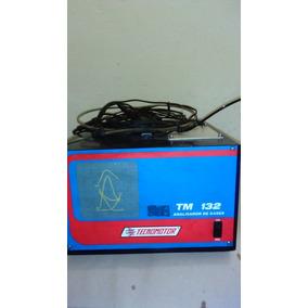 Analisador De Gases Tecnomotor Tm 132 Revisado.
