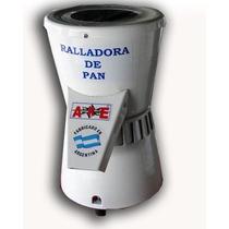 Maquina Ralladora Electrica 15 Kgs Hora Produccion Pan