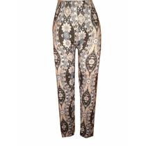 Leggins Pantalones Jeans Multicolor Diferentes Diseños Promo