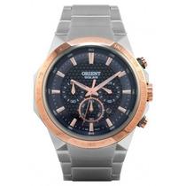 Relógio Masculino Orient Analógico Casual Mtssc008 P1sx