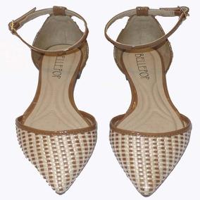 Sapatilha Flat Sapato Sandalia Chinelo Moleca Melissa Luxo