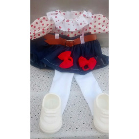 Roupa P/ Boneca Miracle Baby,our Generation American Girl