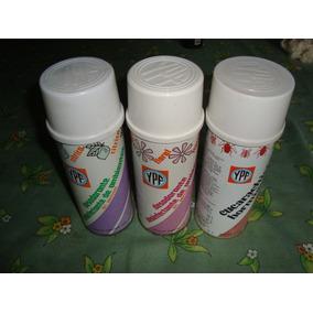 Antiguos Insecticida Y Desodorante Ypf Años 70