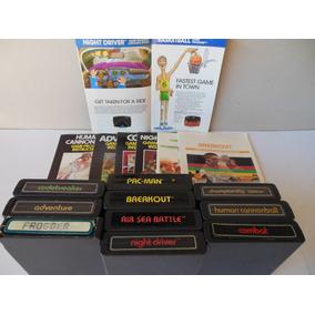 Cartuchos Frog Consola Atari Cx 2600 Originales !! Miralos !