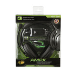 Headset Amplificado Ampx Diadema Gaming Stereo Chat Y Juego