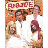 F3432 - 10 Figurinhas Panini Rbd Rebeldes 2006 Temporada