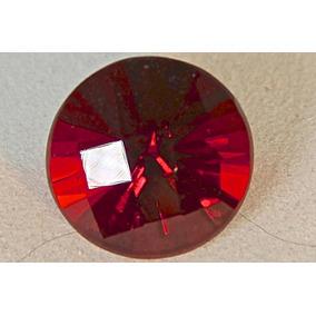 Rsp 756 Opala De Fogo Vermelha Volta 19,3mm Com 9,5 Ct