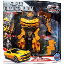 Transformers Bumblebee Autobot Mechtech 27 Cm