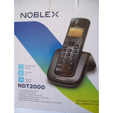 Telefono Inalambrico Digital Noblex Ndt2000