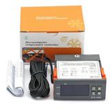 Termostato Digital Stc-1000 Doble Control Frío Y Calor.