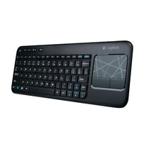 Teclado K400 Logitech Inalámbrico Con Touchpad Integrado