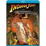 Blu Ray Indiana Jones E Os Caçadores Da Arca Perdida - Dub/l
