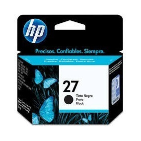 Kit Cartucho Hp 27 E 28 Original Novo