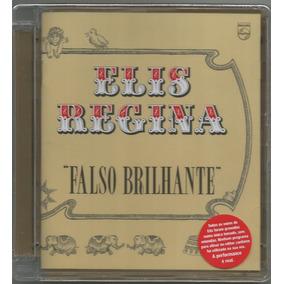 Cd + Dvd - Elis Regina - Falso Brilhante - Lacrado