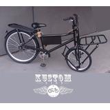 Food Bike Foodbike Foodtruck Vintage Custom Cargo Cargueira