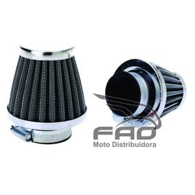 Filtro Ar Esportivo Titan 125 / Ybr 125 Mtc