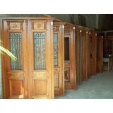 Puertas Varios Estilos. Actual/colonial. Cedro. Pino-tea.