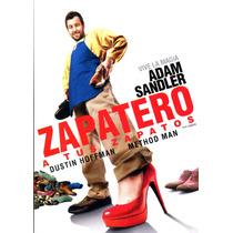 Dvd Zapatero A Tus Zapatos ( The Cobbler ) 2014 - Thomas Mcc