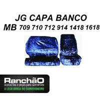 Capa Chinil Banco Caminhão Mb 709 710 914 1418 1618