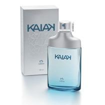 Kaiak Tradicional Natura Perfume Masculino + Amostras Grátis