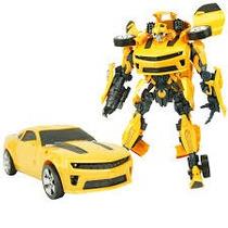 Transformers Bumblebee Gigante 45 Cm Autobot Mechtech