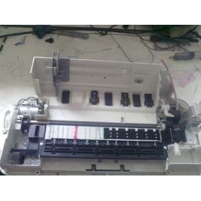 Chassi Base Completa Impressora Epson Tx 133 Branca
