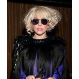 Gafas Redondas Con Marco En Carey Estilo Lady Gaga Vintage